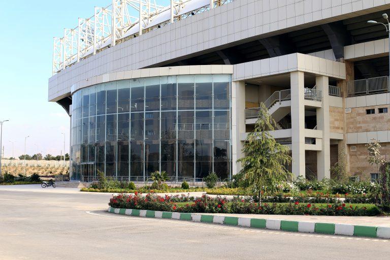 اسپایدر استادیوم شهید کاظمی