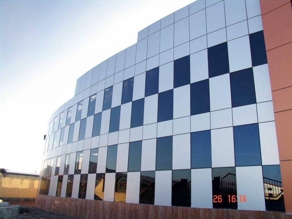 ساختمان اداری اشتهارد