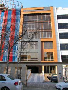 ساختمان اداری بخارست