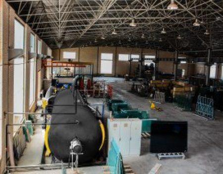کارخانه شیشه سپنتا